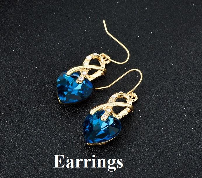 Tomiko Fashions Earrings